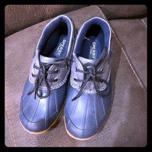 Sperry top-sider! Like NEW